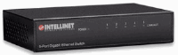 5-Port Gigabit Ethernet Switch Black
