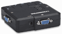 2-Port Compact KVM Switch