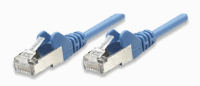 Network Cable, Cat6, UTP Blue, 10.0 m
