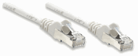 Network Cable, Cat5e, SFTP Gray, 1,0 m