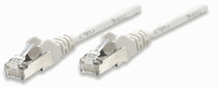 Network Cable, Cat5e, SFTP Gray, 2.0 m