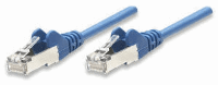 Network Cable, Cat5e, UTP Blue, 20.0 m