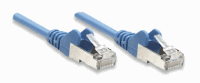Network Cable, Cat6, UTP Blue, 3.0 m