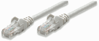 Network Cable, Cat5e, UTP Gray, 10.0 m