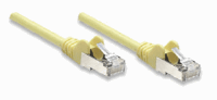 Network Cable, Cat6, UTP Yellow, 2.0 m