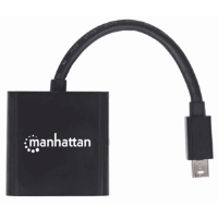 Active Mini DisplayPort to HDMI Adapter black
