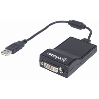 Hi-Speed USB 2.0 to DVI Converter
