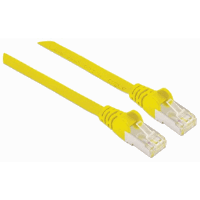 LSOH Network Cable, Cat6, SFTP Yellow, 5 m
