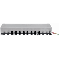 Locking Desktop Cat6 Unshielded Patch Panel