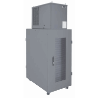 Micro Data Center Gray, 1000 (L) x 600 (W) x  2550.35 (H) [mm]