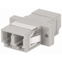 Multimode Duplex LC Adapter