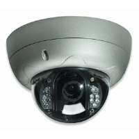 Pro Series Night Vision Network Dome Camera