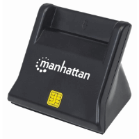 Standing USB Smart/SIM Card Reader