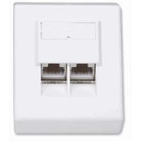 Cat6 Surface Mount Box