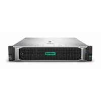 HP Enterprise ProLiant ProLiant DL380 Gen10 - 1.7 GHz - 3106 - 16 GB - DDR4-SDRAM - 500 W - Rack (2U)