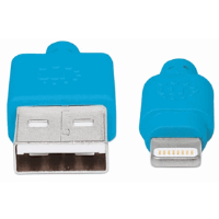 iLynk Lightning Cable  Blue