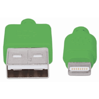 iLynk Lightning Cable  Green