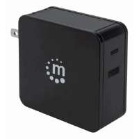 Power Delivery Wall Charger – 60 W Black