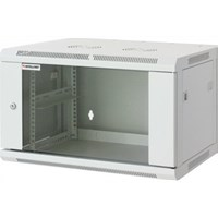 "19"" Wallmount Cabinet Gray RAL7035, 370 x 600 x 600 (mm)"