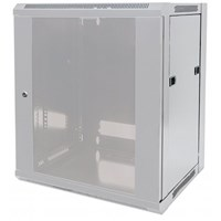 "19"" Wallmount Cabinet Gray RAL7035, 500 x 570 x 600 (mm)"