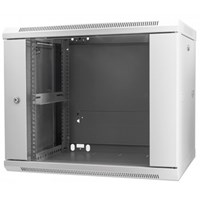 "19"" Wallmount Cabinet Gray RAL7035, 500 x 600 x 450 (mm)"
