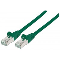 LSOH Network Cable, Cat6, SFTP Green, 0.5 m