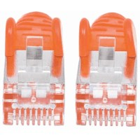 LSOH Network Cable, Cat6, SFTP Orange, 2.0 m