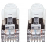 LSOH Network Cable, Cat6, SFTP White, 20 m