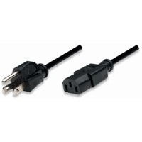 Power Cable, PC Power Cable, 1.8 m (6 ft.)