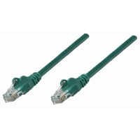 Premium Network Cable, Cat5e, UTP Green, 0.5 m