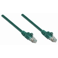 Premium Network Cable, Cat5e, UTP Green, 1.5 m