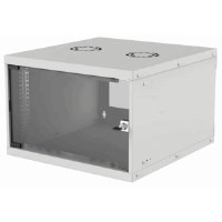 "19"" Basic Wallmount Cabinet Gray, 560 (L) x 540 (W) x 353 (H) [mm]"