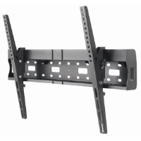 Universal Flat-Panel TV Tilting Wall Mount with Integrated Storage Area Black, 89 (L) x 644 (W) x 425 (H) [mm]