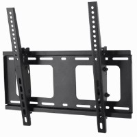 Universal Flat-Panel TV Tilting Wall Mount with Post-Leveling Adjustment Black, 53 (L) x 500 (W) x 440 (H) [mm]